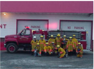 roddickton fire department